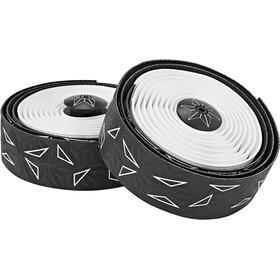 Supacaz Super Sticky Kush Starfade Handlebar Tape, white